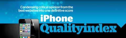 Quality Index Top 10 iPhone Games for July 2012