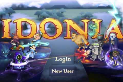 Idonia - イノティア?いえ、イドニアという名のシミュレーションRPG。無料