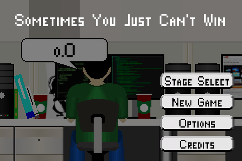 Sometimes You Just Can't Win - プログラマー体験ゲーム。無料。