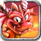 Holy Moly Dragons - ドラゴンを使ってやってくる敵を撃破(230円)