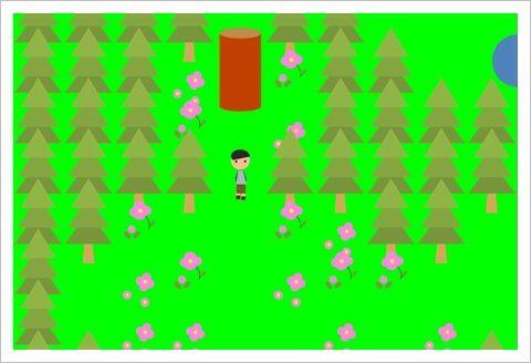 パラレルダンジョン - yogreenさん久しぶりの作品はランダム生成ダンジョン型のRPG。