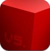 Cubes vs. Spheres - やつらがくるぞ、キュ、キューブが・・・。(85円)