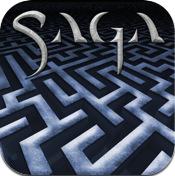 SAGA Dungeon - 階層が進むと結構おもしろいダンジョンRPG(無料)