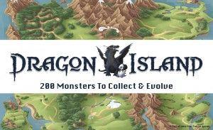 【今後リリース】Dragon Island Blue - ダンジョン探索+モンスター収集+ターンベースRPG。