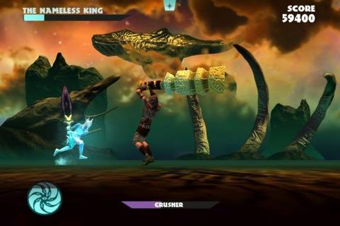 【今後リリース】God of Blades - でかい剣を振り回すアクションRPG。