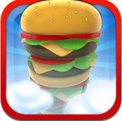Sky Burger - バーガー積み上げゲーム(無料)