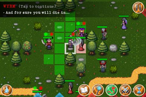 Hired Heroes - 例によって例のごとく冒険するターン制シミュレーション。
