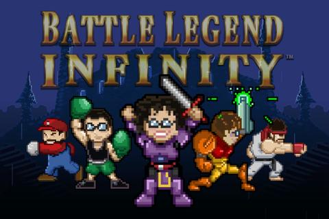 Battle Legend Infinity - 歴代ゲーム有名キャラ、夢の競演。(無料)