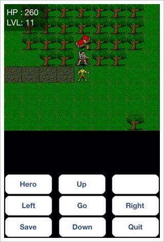 Saga RPG - 今は80年代か!?ドラクエ1的オールドRPG。