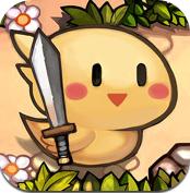 Chicken Battle - かわいいキャラのライン型RTSがセール中。(85円→無料)