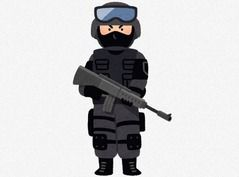 特殊部隊や警察のブリーチング(突入)ってカッコいいよな