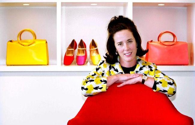 【訃報】 ファッションデザイナー、ケイト・スペードさん(55)が自殺