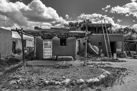 88-taos-pueblo-flag-door-2