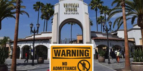 Hành trình du lịch Universal Studios Hollywood