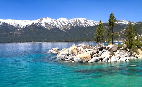 Du lịch Hồ Tahoe, Nevada và California