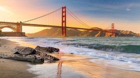 Đến thành phố San Francisco, California