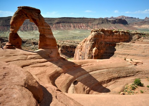 Xe đạp leo núi ở Moab