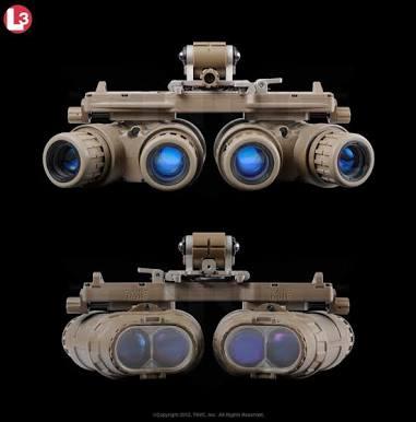 【朗報】自衛隊、特殊部隊向けにカッコいい暗視ゴーグルを導入