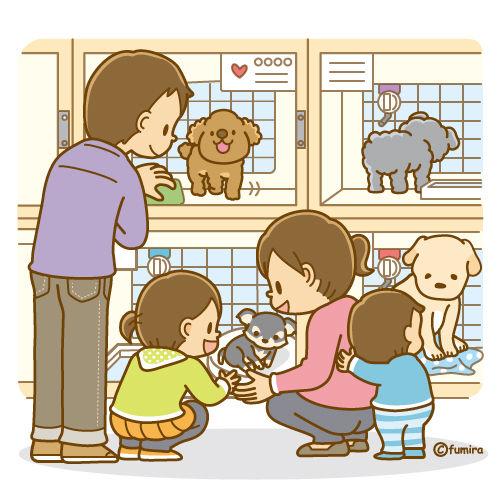 【画像】ペットショップで迷惑をかける人間に対して、店側が出した張り紙wwwww