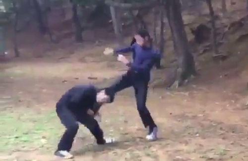 沖縄・美里中学の生徒が集団でいじめ!殴る、蹴る、投げるなどの暴行 → 教育委員会「う~ん。いじめじゃないっ!」