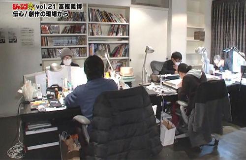 冨樫先生、休載中もちゃんと仕事してたことが判明 ネットにはびこる噂は嘘だった
