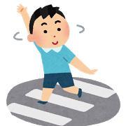 信号の無い横断歩道で俺を轢きかけたドライバーの反応wwwwwwww