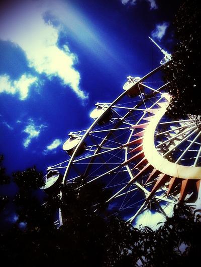 思い出の遊園地