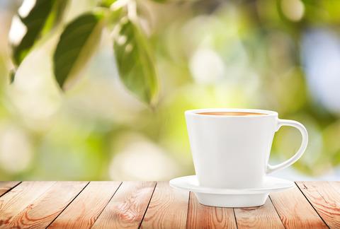 森とコーヒー