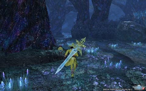 幻惑の森でニワトリ探し