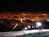 グラウスマウンテン夜景