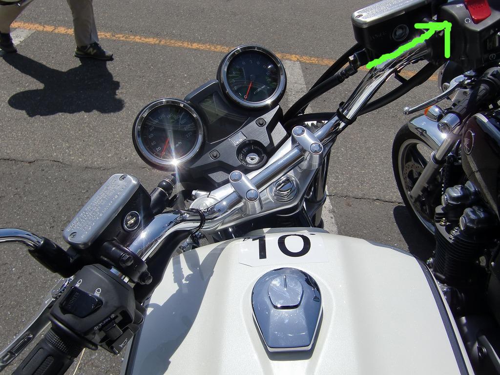 エンジン かからない バイク
