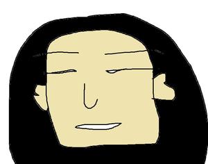 日本人の目の真似