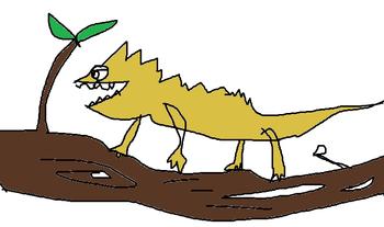 SIN May lizard