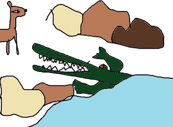SIN May aligator