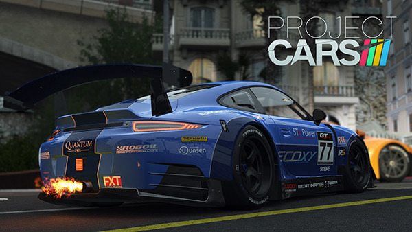 vr projectcars