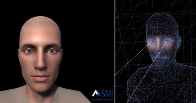 【VR】VRを使えばコミュ障を克服できるのでは!? VR内で自然なアイコンタクトを実現する技術がコチラ!のサムネイル画像
