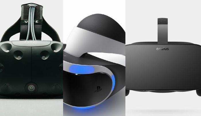 【VR比較】VR欲しいんだけどオキュラスとPSVRってどっちがいい??のサムネイル画像