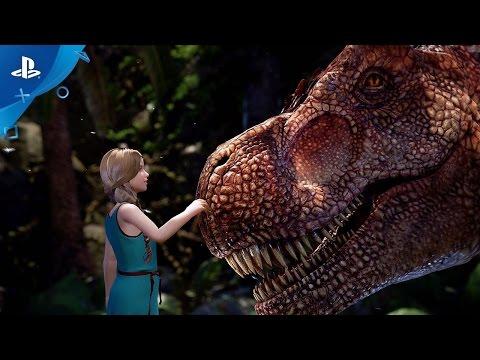 【PSVR】恐竜の世界を探索できる「ARK Park」が面白そうだと話題に!のサムネイル画像