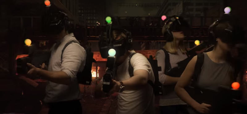 【動画あり】セガがVRで起死回生か!?VR機器を使った倉庫サイズの巨大なゲーム施設を作ると発表!のサムネイル画像