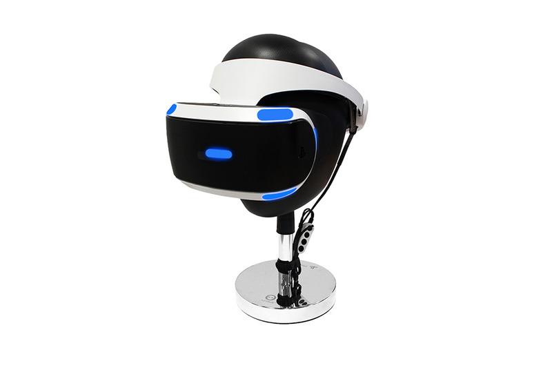 【周辺機器】ソニー公認のPSVR対応VRヘッドセット・スタンドがイギリスで誕生!!のサムネイル画像