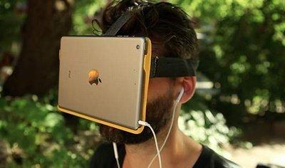【速報】アップルも「仮想現実(VR)」端末を極秘開発キタ━━━━(゚∀゚)━━━━!! 新時代が来るぞ!!のサムネイル画像