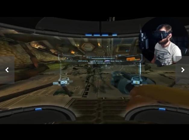 【朗報】メトロイド、マリオ、ピクミン、FZEROなどのゲームキューブソフトがVRに対応か!?のサムネイル画像
