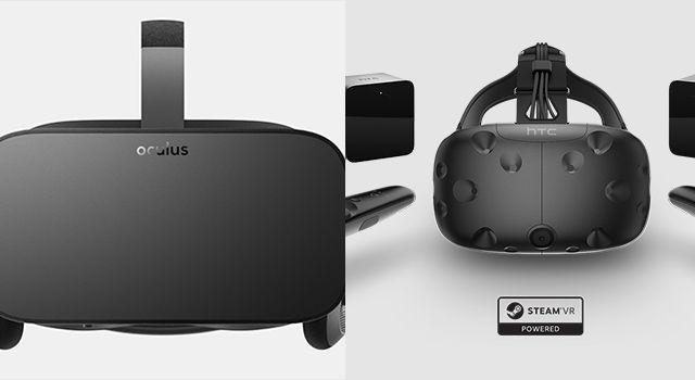 【VR】現状でOculusとVIVEをどっちを買うべき!?のサムネイル画像