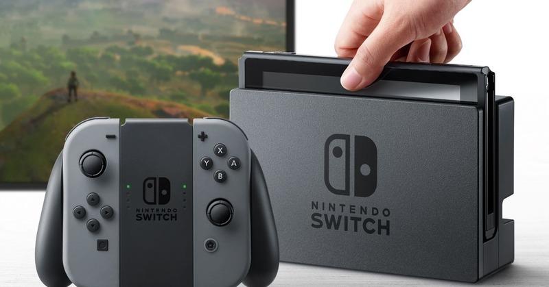 【ゲーム業界初】任天堂switchの遊び方が斬新すぎると話題に!!!wwwwのサムネイル画像