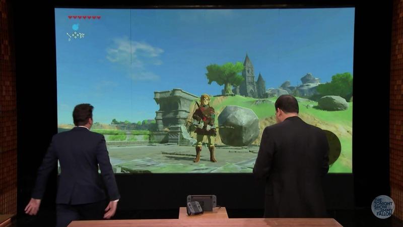任天堂の新型ゲーム機「Nintendo Switch」3月3日発売!ユーザーの反応まとめ!のサムネイル画像