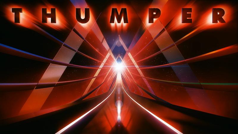 【PSVR】 リズム・バイオレンスゲーム「THUMPER」が面白いと話題に!のサムネイル画像