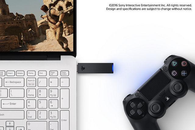 【朗報】PS4の神コントローラーがPCで使えるようになるぞ!!のサムネイル画像