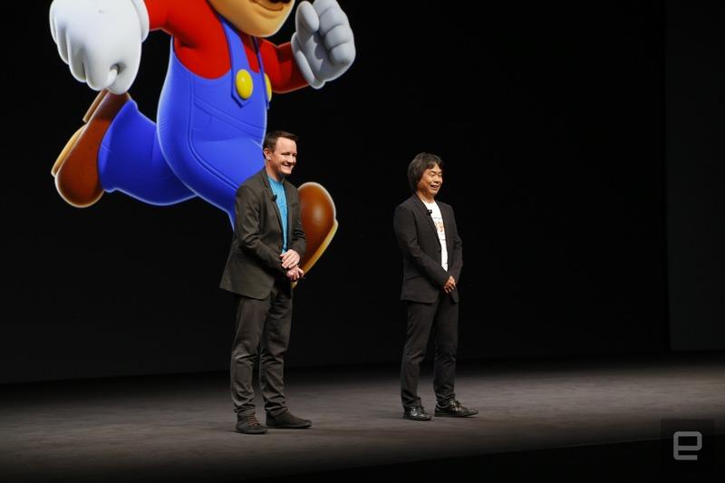 【朗報】 iPhoneアプリにスーパーマリオの新作「マリオラン」登場キタ――(゚∀゚)――!!のサムネイル画像