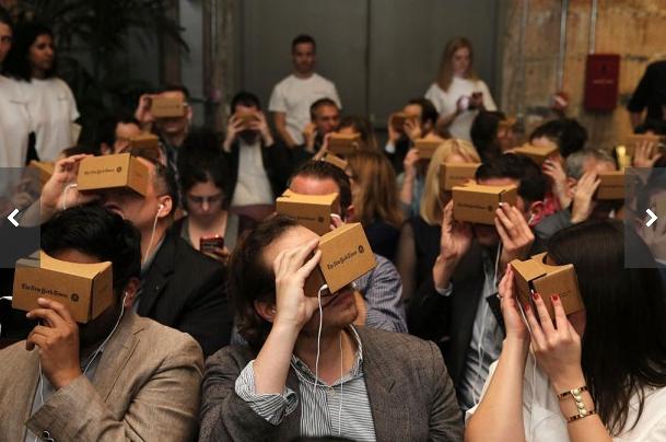 【VR】グーグルがVRで「バーチャル遠足」を提供、仮想現実を教育現場に!のサムネイル画像