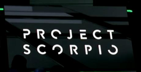 """【速報】E3 2016でVR対応の""""XBOX PROJECT SCORPIO""""が発表!!のサムネイル画像"""
